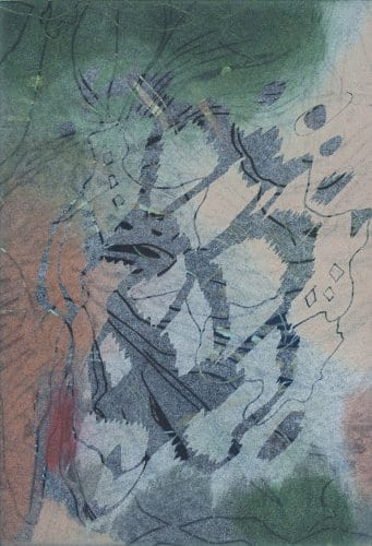Mid-Autumn Winds #2 7x5 solarplate etching