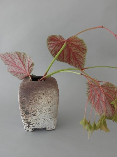 Mary Ann Burk ceramic vessel