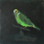 Parke-Green Ink-12x12-oil on canvas