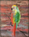 Parke-Redtail-14x11-oil on canvas